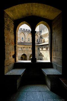 Avignon _ Palais des Papes (Pope's Palace) by Rémi Avignon