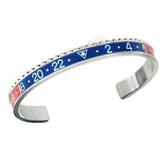 Via Garibaldi 12 - Vetrina on-line - Accessori personali - Speedometer - - bracciale ghiera Red & Blue
