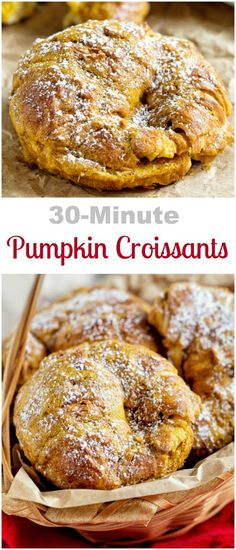 Pumpkin Croissants Quick and easy brunch croissants.Quick and easy brunch croissants. Baked Pumpkin, Pumpkin Recipes, Fall Recipes, Brunch Recipes, Pumpkin Spice, Holiday Recipes, Breakfast Recipes, Dessert Recipes, Pumpkin Pumpkin