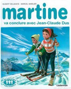 """Parodie """"Martine"""""""