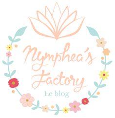 La Nymphea's Factory : du DIY à l'état pur !! (Surtout en déco)  Ils étaient également présents dans le My little mag de la little box de novembre*