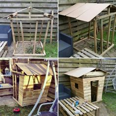 Playhouse for my son
