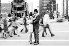 A (Windy) City Chic Engagement Shoot » Indian Wedding Blog: Rubies and Ribbon