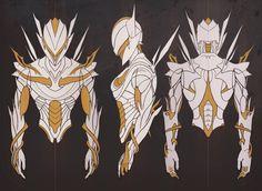 Fantasy Concept Art, Fantasy Armor, Fantasy Character Design, Dark Fantasy Art, Character Concept, Character Art, Armor Concept, Weapon Concept Art, Taiga Anime