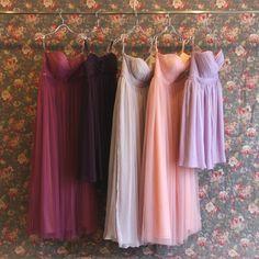Vintage Inspired Bridesmaid #Bridesmaid #Dress #Wedding #Vintage