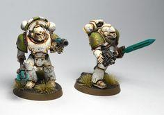 Pre-Heresy Death Guard by N0rthm00r, via Flickr