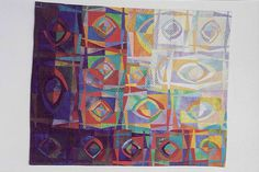Another wonderful Carol Taylor quilt
