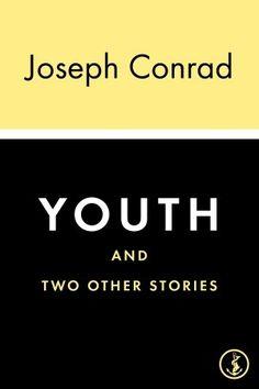 Youth By Joseph Conrad   #Vintage #eBook #BookDesign
