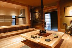Asian Home Decor, quite simple design, kindly find this pin example reference 9514183600 now. Modern Japanese Architecture, Japanese Home Design, Traditional Japanese House, Japanese Home Decor, Japanese Modern, Asian Home Decor, Japanese Interior, Japanese Style, Irori