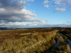 Wuthering Heights Keighley Moor North Yorkshire