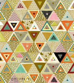 ©Richard Faust - 'Triangle Pattern' www.richardfaust.com