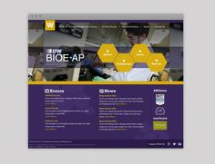 Responsive design for University of Washington's BioE Department University Of Washington, Small Business Marketing, Technology, Projects, Design, Washington University, Tecnologia, Log Projects, Tech
