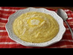 How To Cook And Serve Cornmeal Polenta