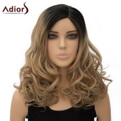 Party Wigs - Cheap Long Colorful Fun Wigs Online Sale At Wholesale Price   Sammydress.com