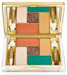 #EsteeLauder Limited Edition Pure Color Gelée Powder EyeShadow Palette in Batik Sun CAD$40.00