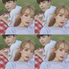 Ulzzang Korea, Ulzzang Boy, Korean Couple, Ulzzang Couple, 2 Boys, 2 Girl, Cute Couples, Couple Goals, Cute Pictures