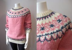 Isle on pinterest fair isle sweaters fair isles and nordic sweater