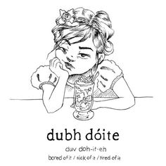11 illustrations by Irish artist Catherine Geaney to reignite your love of Gaeilge Scottish Words, Scottish Gaelic, Irish Restaurants, Gaelic Words, Irish Proverbs, Irish Language, Irish Landscape, Irish People, Castles In Ireland
