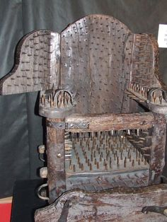 21 Medieval Torture Devices And Techniques