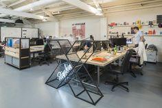 Rapha headquarters - Jump Studios