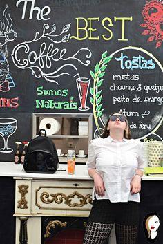 Fashion Confessions : Best Coffee Lounge Setubal !!!