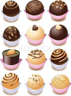 """Buy the royalty-free Stock vector """"Brown dark Chocolate bar design variation pattern background"""" online ✓ All rights included ✓ High resolution vector f. Dark Chocolate Bar, Chocolate Truffles, Chocolate Color, Chocolate Navidad, Dessert Illustration, Food Clipart, Cupcake Art, Food Drawing, Food Illustrations"""