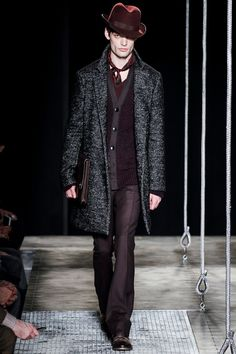 John Varvatos.  Fall 2013.