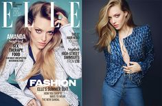 "Amanda Seyfried Talks Body Confidence With 'Elle,' Says ""Thank God"" For Kate Upton"