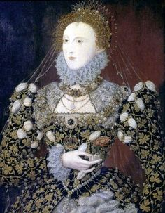 "Портрет ""Пеликан"" the ""Pelican"" Portrait, c. 1572 Queen Elizabeth I Nicholas Hilliard ""The Pelican Portrait"", c. to Nicholas Hilliard. © Walker Art Gallery, Liverpool Museums Queen Elizabeth I Nicholas Hilliard Anne Boleyn, Elizabethan Fashion, Elizabethan Era, Elizabethan Costume, Isabel I, Marie Stuart, Tudor Dynasty, Tate Britain, Queen Of England"