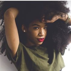 Frolicious Beauty  Please feel free to tag #afrohair #teamnatural #bighair #afrodeutsch #afrogerman #naturalhair #redlips #naturalhaircare #twa #protectivehairstyle #afro #fro #naturalhairjunkie #nappy #teamtwa #4chairchicks #hairtip #hamburg #naturalhaircommunity #naturalhairdocare #frolicious #curlyhairbeauties #naturalhairdaily #froliciousbeauty #africaninspired #fashionblog #naturalhairblog