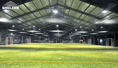 Shelter Sports Football Tent -football court cover in Singapore (1)