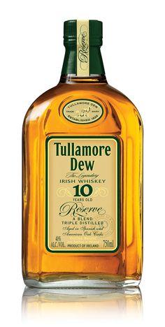 Tullamore Dew Review | Tullamore Dew 10 Year Old Bottle 75x150 Review: Tullamore Dew Irish ...