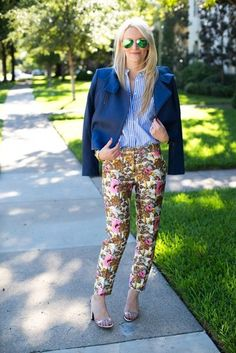 Nothing says 'fashionista' quite like the ability to mix prints. It seems scary, but it's actually easier than it looks. Read on for a few tips and rules to get you started on mix-and-matching prints or help you get to that pro level.