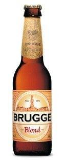 Cerveja Brugge Blond, estilo Belgian Pale Ale, produzida por Palm, Bélgica. 6.5% ABV de álcool.