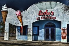 I scream, you scream, but now no one screams for ice cream at Barbe's Ice Cream Shop