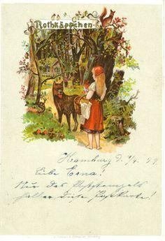 Rotkäppchen, H. Dibbern & Schneller Nürnberg