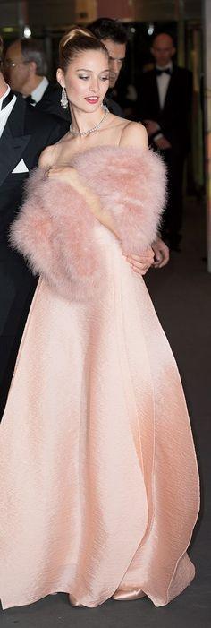 Beatrice Borromeo – Vanity Fair International Best Dressed List 2014 | La Beℓℓe ℳystère #LadiesFashions #WomenFashions #WomenWear #FashionTheory #ReadyToWear #HauteCoutre #StyleFashion