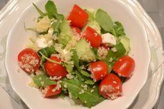 Mijn favoriete lunchsalade!