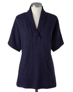 Weekend pocket pullover | #ColdwaterCreek