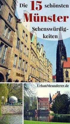 Münster wird oft zu den 20 schönsten Städten Deutschlands gezählt. Kein Wunder! Hier beschreibe ich dir die 15 schönsten Münster Sehenswürdigkeiten, die die Stadt so beliebt machen. Dabei gebe ich dir zudem praktische Münster Tipps mit auf den Weg.
