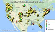 305 Sanctuary Cities... This needs to end.  Federal money is only for those that follow Federal Laws.   There is no such thing as a protected class in the United States of America.  You are either an American citizen or you are not.  Membership has its privileges.  =)