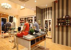 Shop design
