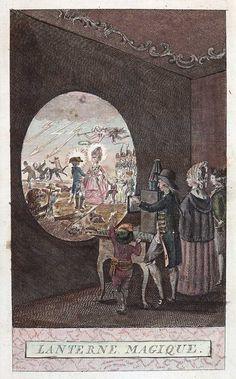 Savoiaardte - O Soo Mooi! Fraai Curieus: Early Visual Media - Savoyarde - Lanterne Magique - Galantee Show - Wonderlijke Zaken - Satire - Herman Bollaert