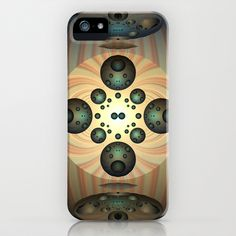 CenterViewSeries279 iPhone & iPod Case by fracts - fractal art - $35.00