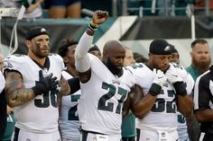 National Anthem Protests Continue in N.F.L. Preseason