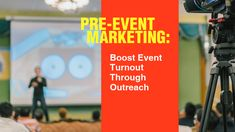 Increase turnout and conversions for your upcoming event as we take a look at various pre-event marketing outreach tips that will drive results and ROI. Event Marketing, Marketing Data, It Service Provider, Social Media Engagement, Seo Optimization, Word Of Mouth, New Opportunities, Customer Experience, Lead Generation