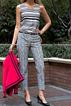 The Classy Cubicle: Wear It Three Ways: Take Three - Casual Friday! The fashion blog for chic young professional women who need office style inspiration and work wear ideas for the corporate world.