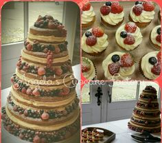 #wedding #sweettable