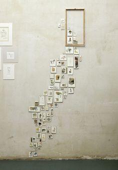 Decorating Ideas / Picture frames / Interior Design / Living Room