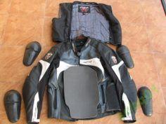 Kurtka skórzana motocyklowa RST ProSeries r 54 bdb